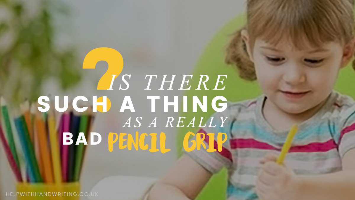 blog image for bad pencil grip blog