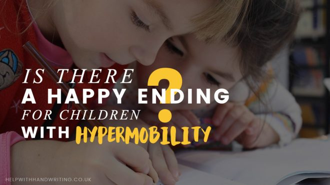 Is there a happy ending for children with hypermobility?