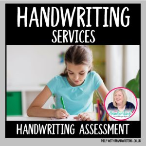 handwriting assessment image