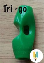 Tri-go pencil grip