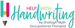 logo image for Smaller Help with Handwriting by Sheilagh Blyth OT
