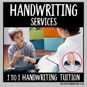 handwriting lessons image