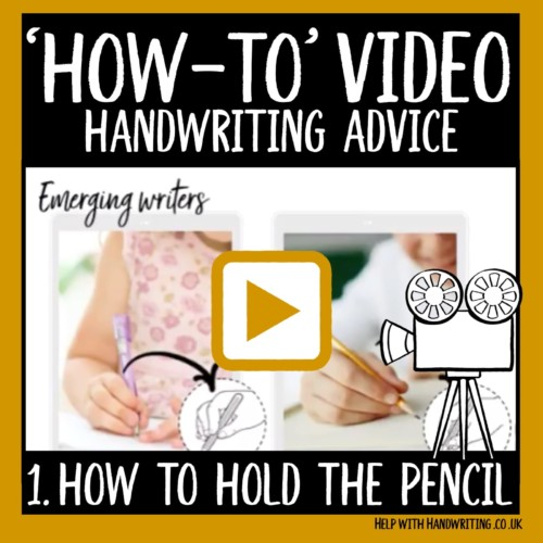 video cover image how to hold the pencil