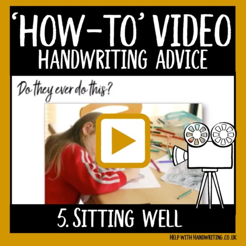 video cover image for sitting well