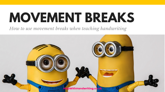 cover image for movement break blog
