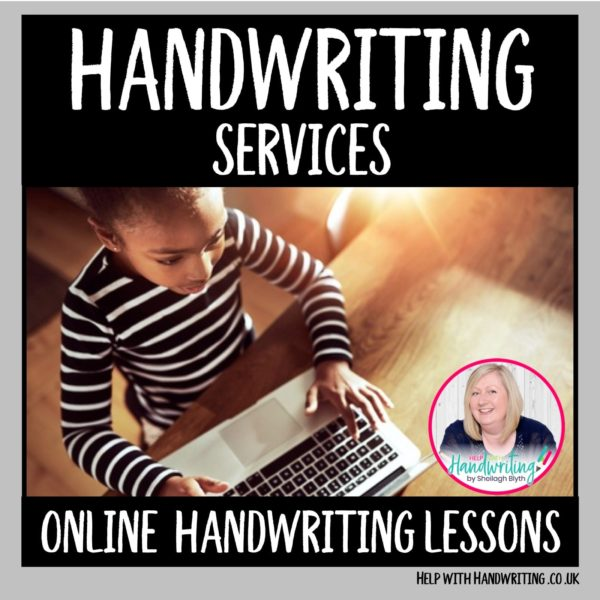 handwriting lessons product image