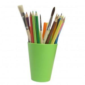 pencils in a pot image