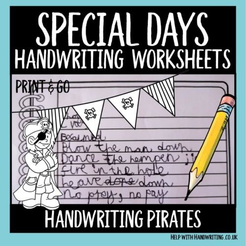 Cover image for handwriting pirates