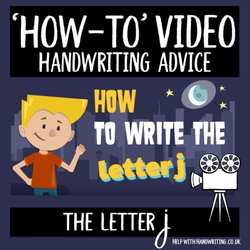 video image cover letter j