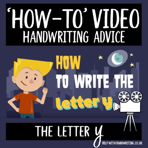 video cover image letter y