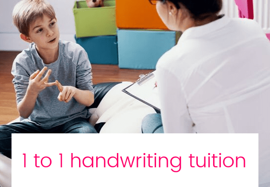 image minimised 1 to 1 handwriting tuition