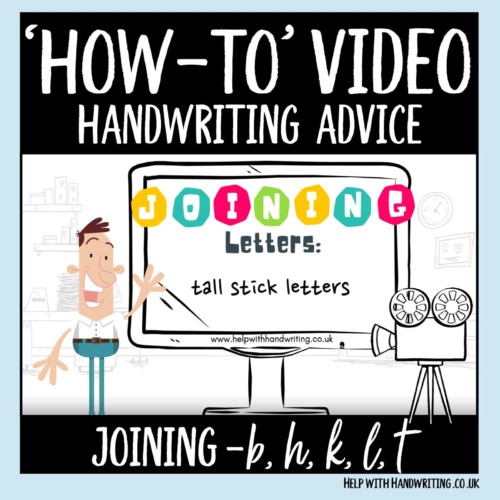 Cover image - bhklt Joining Letters Video