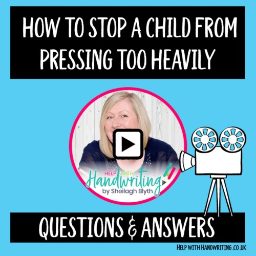 cover image-compressed, How to stop a child from pressing too heavily