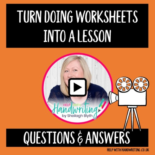 cover image-compressed, Turn doing worksheets into a lesson