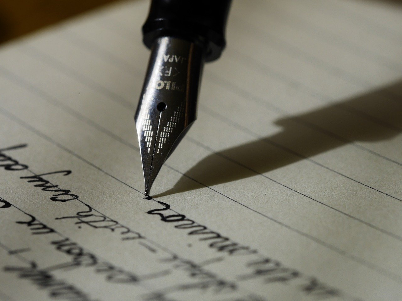 Help Teenagers Improve Their Handwriting